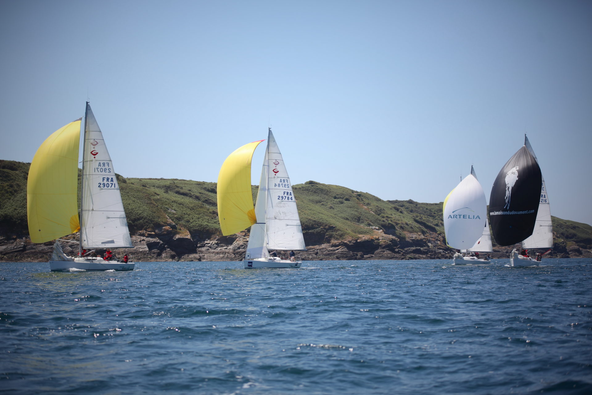 Team Winds - la Trinite sur Mer - regates incentive teambuilding voile (11)