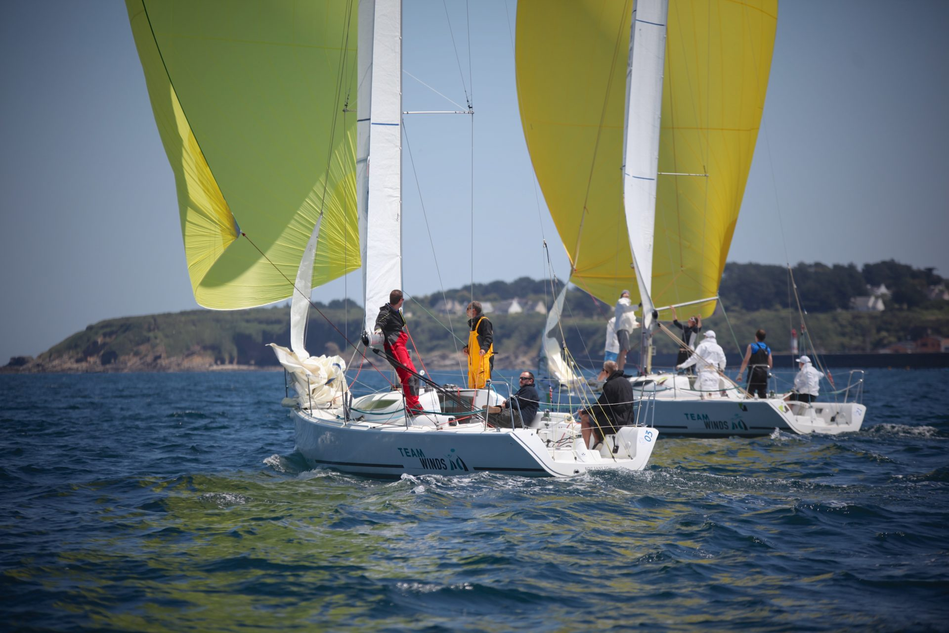 Naviguer en Bretagne avec team Winds (12)