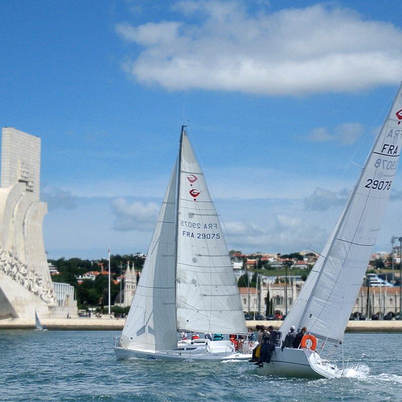 Team Winds - Lisbonne Cascais - regate incentive teambuilding seminaire voile (4)