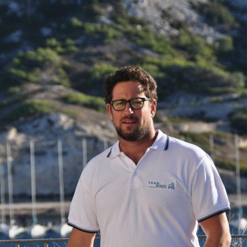 Martin Texereau - Team Winds Méditerranée