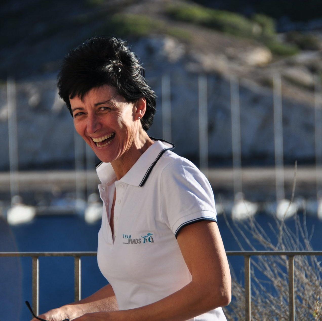 Valérie Cagnat - Team Winds