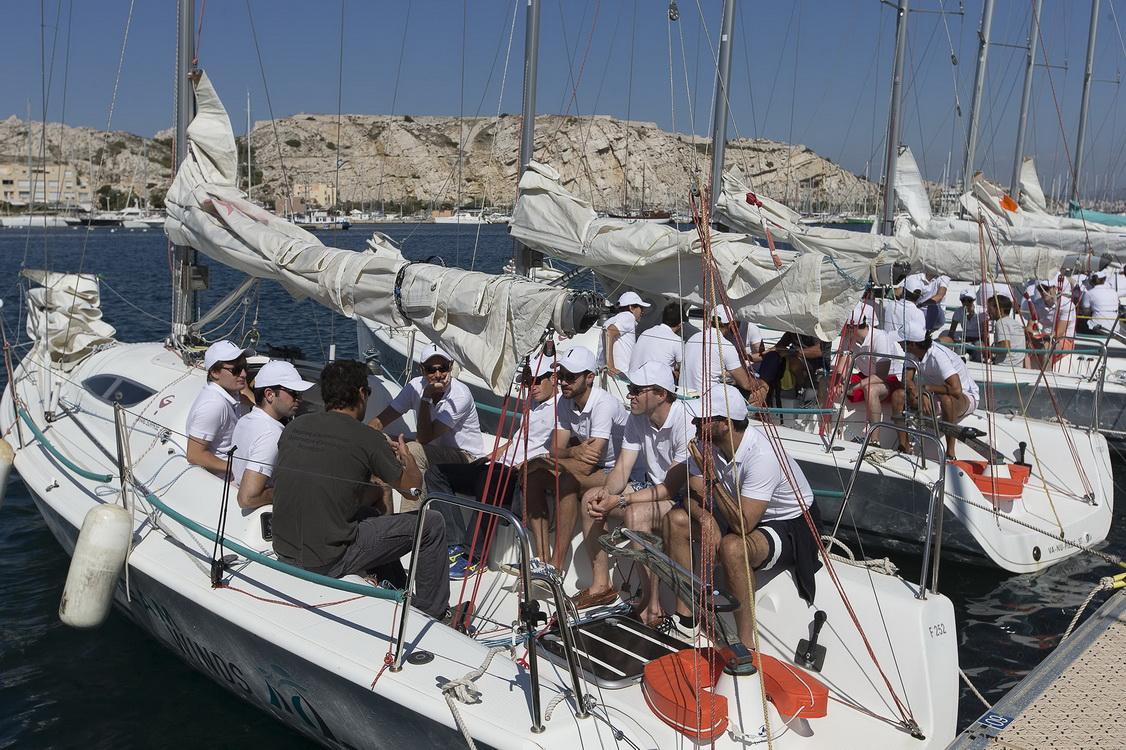 12/09/2014 - Marseille (FRA,13) - Séminaire Rotschild & Cie