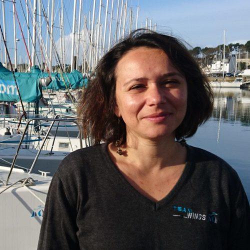 Clémentine Reverdy - Chef de projet Team Winds Atlantique