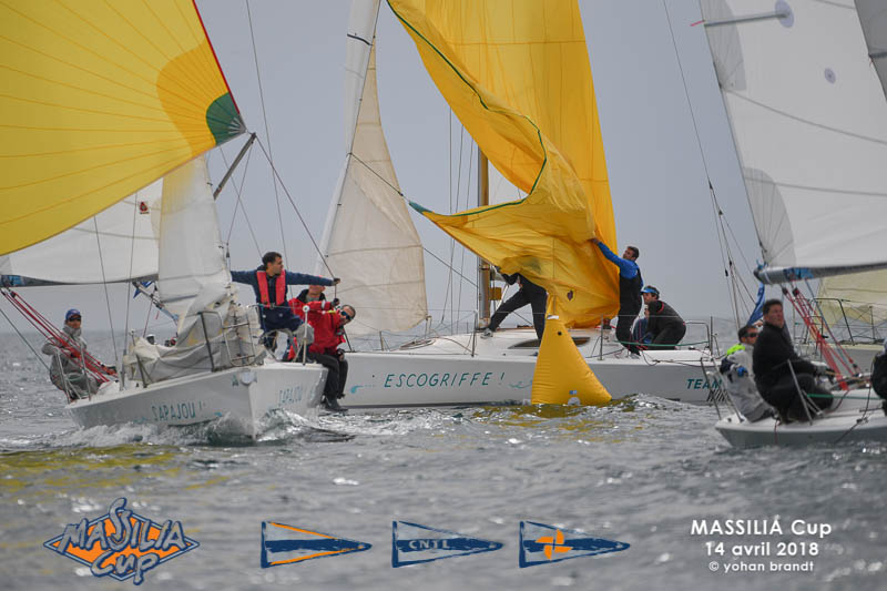Massilia Cup en Grand Surprise Team Winds - location de monotypes de régate Marseille (3)