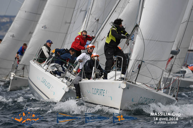 Massilia Cup en Grand Surprise Team Winds - location de monotypes de régate Marseille (6)