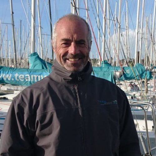 Pierre Charcosset - Responsable technique Team Winds Atlantique