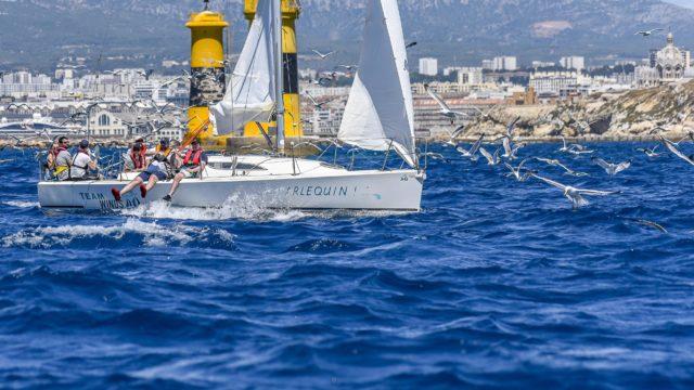team building sail frioul chateau d'if