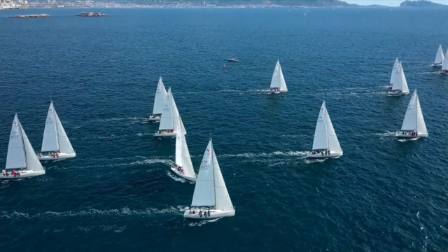 drone video marseille teamwinds