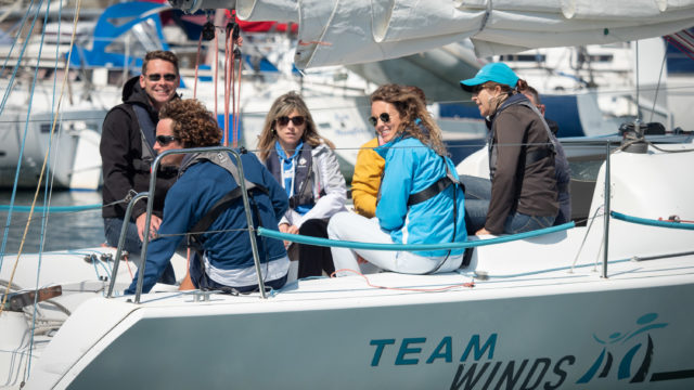 tourisme d'affaire sailing bretagne